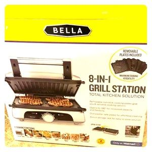 Bella 8 in 1 Grill Station